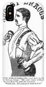Advertisement: Suspenders IPhone Case