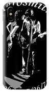 Aerosmith In Spokane 1b IPhone Case