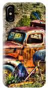 Aging Truck IPhone Case
