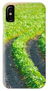 Agriculture- Soybeans 3 IPhone Case