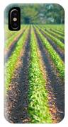 Agriculture-soybeans 5 IPhone Case