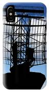 Air Traffic Control Radar IPhone Case