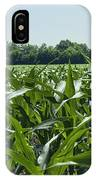 Alabama Field Corn Crop IPhone Case