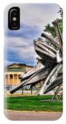 Albright Knox Art Gallery IPhone Case