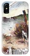 Albufera De Valencia 04 IPhone Case