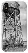 Alcatraz Penitentiary Water Tower IPhone Case