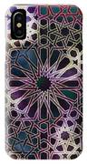 Alhambra Pattern IPhone Case