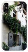 Alley In Bressanone IPhone Case