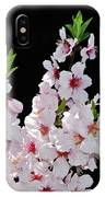 Almond Blossom 0979 IPhone Case