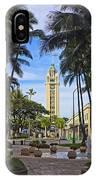Aloha Tower II IPhone Case