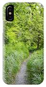 Along The Path IPhone Case