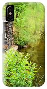 Along The Shallow Water IPhone Case