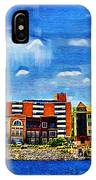 Along The Tennessee River In Decatur Alabama IPhone Case