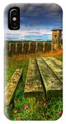 Alwen Reservoir IPhone Case