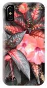 Amazing Hues Of Nature IPhone Case