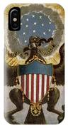 America - Great Seal IPhone Case