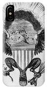 America: Coat Of Arms IPhone Case