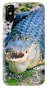 American Alligator IPhone Case