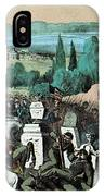 American Civil War, Battle Of Baton IPhone Case