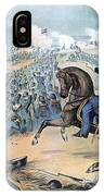 American Civil War, Storming Of Fort IPhone Case