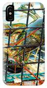 American Lobster In Trap In Chatham On Cape Cod IPhone Case
