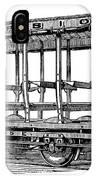 American: Streetcar, 1880s IPhone Case