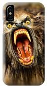 American Werewolf IPhone Case