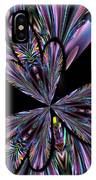 Amethyst Affair IPhone Case