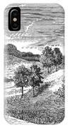 Amherst College, 1821 IPhone Case