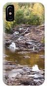 Amity Creek Autumn 2 IPhone Case