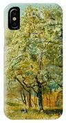 An Alpine Lake IPhone Case