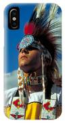 An American Indian No1 IPhone Case