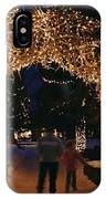 An Arch Built Of Antlers IPhone Case