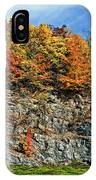 An Autumn Day IPhone Case