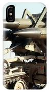 An Mim-23b Hawk Surface-to-air Missile IPhone Case