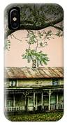 An Old Home Place IPhone Case