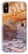 Anasazi Indian Ruin - Cedar Mesa IPhone Case