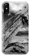 Anchor Sculpture IPhone Case