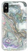 Ancient Cut Stone I IPhone Case