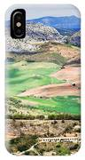 Andalucia Countryside IPhone Case
