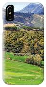 Andalusia Landscape IPhone X Case