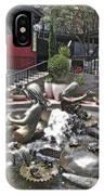 Andrea's Fountain At Ghirardelli Square IPhone Case
