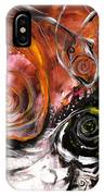 Anewed Antypityped Five Fish IPhone Case