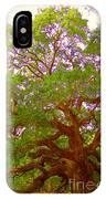 Angel Oak Tree1 IPhone Case