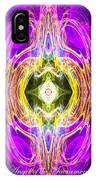 Angel Of The Sacrament IPhone Case