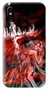 Angels Of Lust IPhone Case