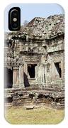 Angkor Archaeological Park IPhone Case