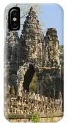 Angkor Archaeological Park II IPhone Case