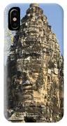 Angkor Thom II IPhone Case