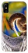 Anhinga - Fs000043 IPhone Case